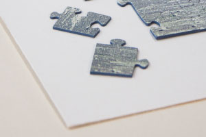 Puzzle Karton