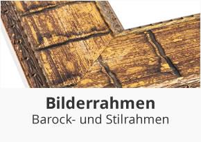 Barock- und Stilrahmen