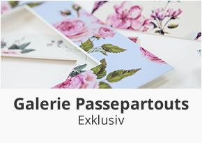 Exklusiv Passepartouts