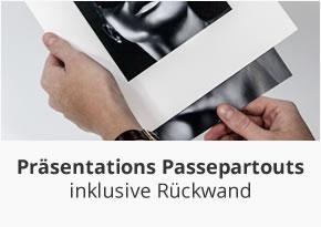 Präsentations Passepartouts
