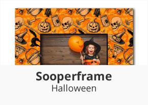 Sooperframe Halloween